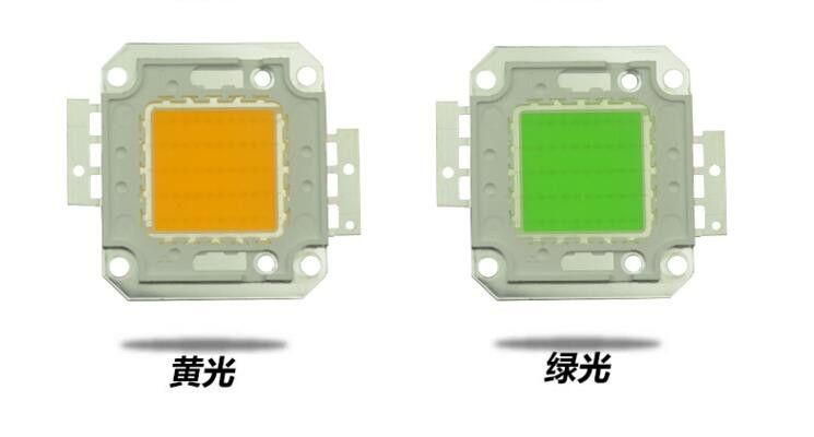 Multi Color Electrical Lighting Accessories COB Powerful LED Chip 10000 / 15000 LM
