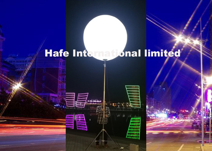 Max 48000lm 1.6m Balloon Inflatable Light Voltage100~240v Led Lights For Inflatables